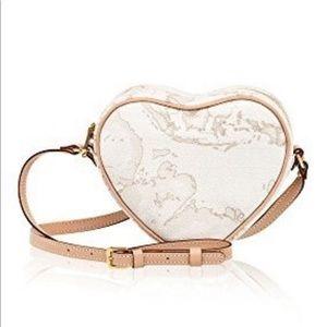 Alviero Martini 1a classe purse/crossbody heart